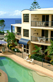Beachside Holiday Apartments - pool