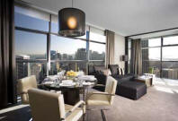 Fraser Suites Sydney - Lounge Room