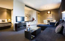 Fraser Suites Sydney - Living Room