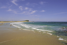 Hunter Valley - Nobby's Beach Newcastle