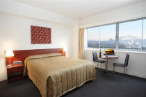 Harbour View Room - Macleay Apartments
