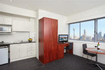 Kitchenette - Macleay Apartments