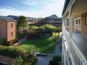 Courtyard - Medinal Serviced ApartmentsCanberra