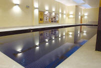 Indoor Swimming Pool - Meriton Pitt Street Apartments