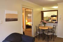 Dining and Living Area - Metro Apartments On King Street
