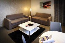 Apartment Lounge - Metro Hotel Perth