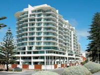 Oaks Liberty Towers Adelaide - Exterior