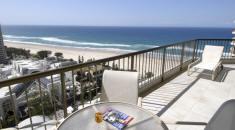 Paradise Centre Apartments   Balcony View Of Surfers Paradise ...