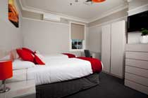 Twin Bedroom - Park Lodge Hotel