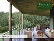 Verandah Peppers Coorabell Retreat