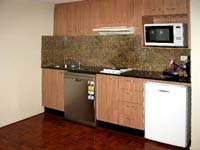 Apartment Kitchen - Seasons Darling Harbour