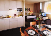 Studio Suite - Somerset St Georges Terrace, Perth