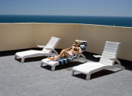 Surf Regency Holiday Apartments - Roof Top Sun Deck
