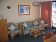 Surfspray Court Apartments - Lounge Room
