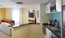 Kitchen - Wyndham Apartments Sydney