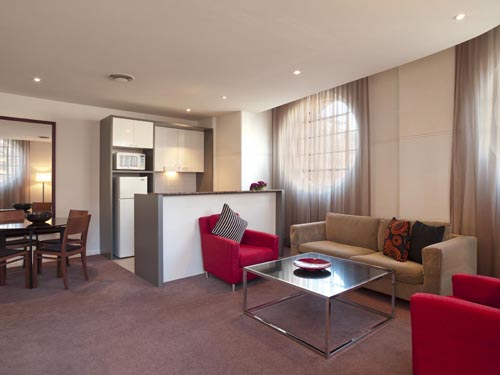 Medina Executive Sydney Central One Bedroom Apartment