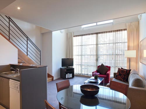 Medina Executive Sydney Central Premier Loft Apartment