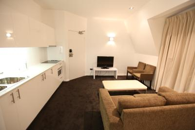 Morgans Boutique Hotel One Bedroom Apartment