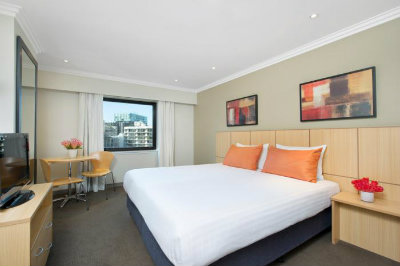 Travelodge Sydney Guest Room
