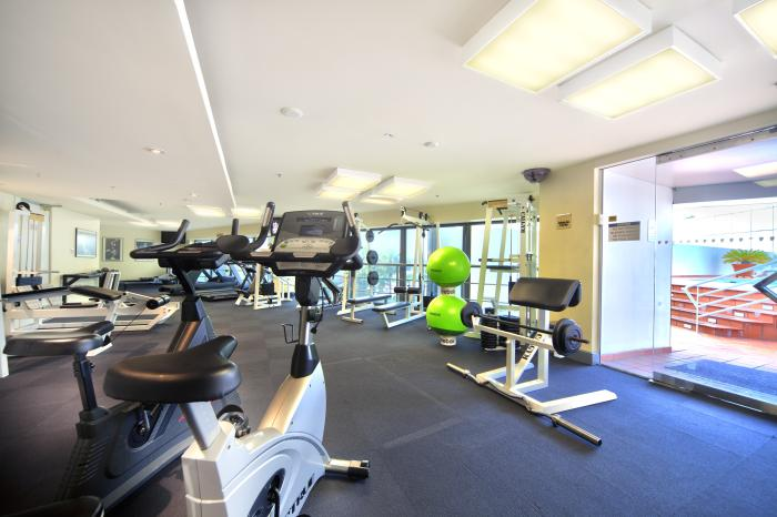 Stamford Plaza Sydney Airport Gym