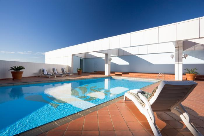 Stamford Plaza Sydney Airport Pool