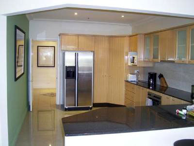 Three Bedroom Penthouse Kitchen