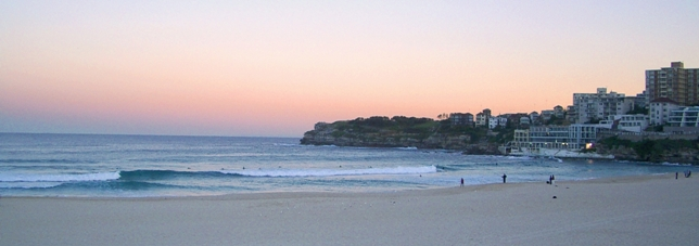 10 minutes to Bondi Beach