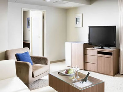 Suite Lounge Area